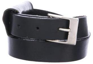 Maison Margiela Covered Leather Belt