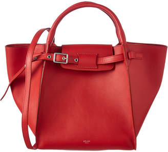 Celine Small Big Leather Tote