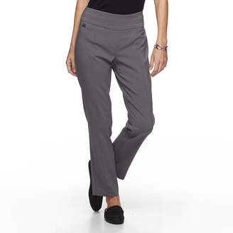 Briggs Petite Millennium High-Waisted Dress Pants