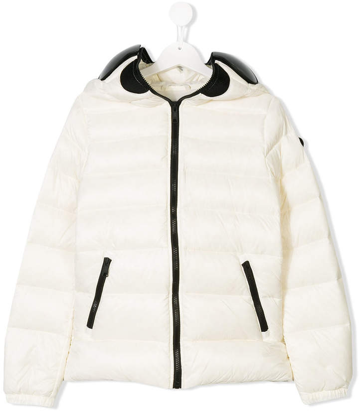 Ai Riders On The Storm Kids teen padded coat