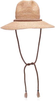 Albertus Swanepoel St Croix Raffia Hat