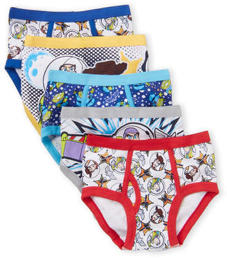 Toy Story Boys 4-7) 5-Pack Printed Briefs