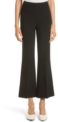 Women's Elizabeth And James Mott Crop Flare Pants $325 thestylecure.com