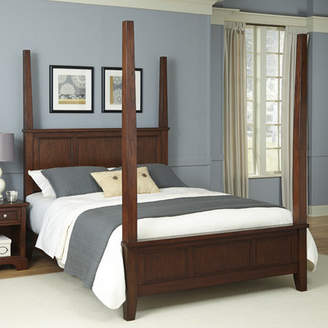 Three Posts Borden Four poster Bed