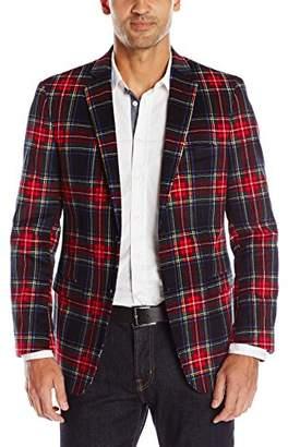 U.S. Polo Assn. Men's Plaid Sport Coat