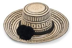 Wayuu Iraka Palm Hat