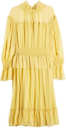 See by Chloe Silk Chiffon Dress