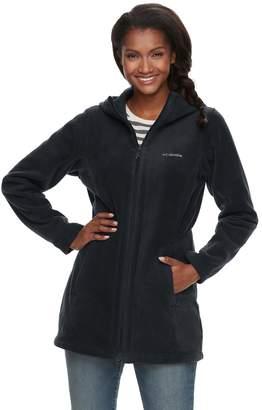 4015e99b517 Columbia Women s Three Lakes Hooded Long Fleece Jacket
