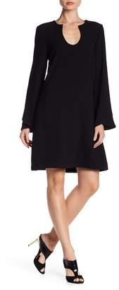 Karen Kane Eva Tulip Sleeve Dress