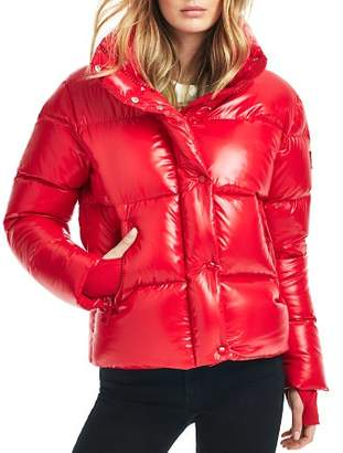 SAM. Andi Short Down Puffer Coat