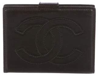 Chanel Timeless Compact French Purse Wallet