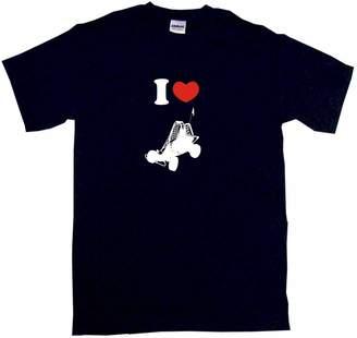 Dune 99 Volts I Heart Love Buggy Men's Tee Shirt 2XL