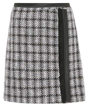 Etro Cotton-blend skirt