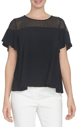 Women's Cece Fil Coupe Top $69 thestylecure.com