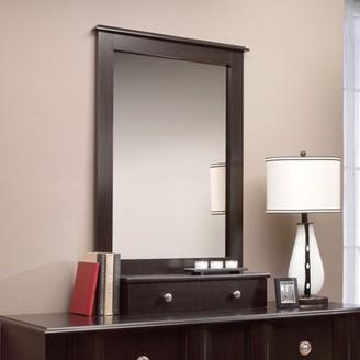Sauder Embassy Point Mirror, Wind Oak