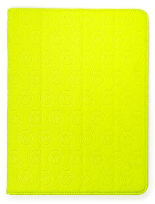 MICHAEL Michael Kors Monogram Neoprene Tablet Case