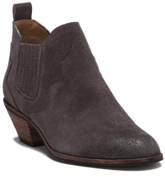 G.H. Bass and Co. Naomi Suede Western Bootie