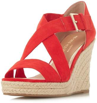 6c9e097f4ac0 Dorothy Perkins Womens  Head Over Heels By Dune  Kissimo Ladies Wedge  Sandals