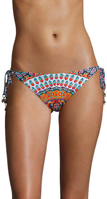 Nanette Lepore Swim Super Fly Vamp Bikini Bottom