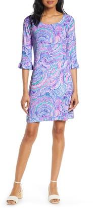 Lilly Pulitzer Sophie UPF 50+ Ruffle Shift Dress