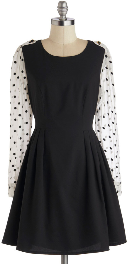 Darling Chic Conductor Dress