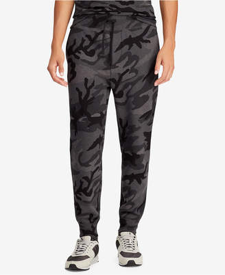 Polo Ralph Lauren Men Big & Tall Camouflage Fleece Jogger Pants