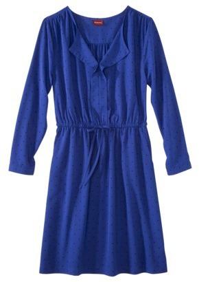 Merona Women's Crepe Shirt Dress - Assorted Colors