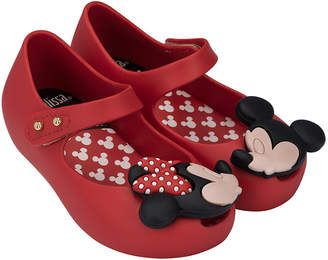 Mini Melissa Mini Ultragirl & Disney Twins Flat