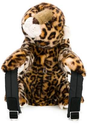 Dolce & Gabbana leopard backpack