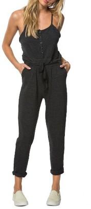 Women's O'Neill Greta Cotton Jumpsuit $59.50 thestylecure.com