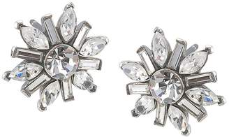 Carolee Small Cluster Earrings