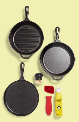 Lodge Gourmet Essentials Cast Iron Cookware Set