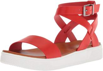 ddef98c8256 at Amazon Canada · Mia Women s Calla Flat Sandal