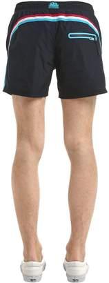 "Sundek 14"" Nylon Swim Shorts"