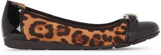 AK Anne Klein Sport Leopard Azul Flats