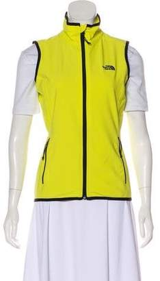 The North Face Athletic Zip-Up Vest