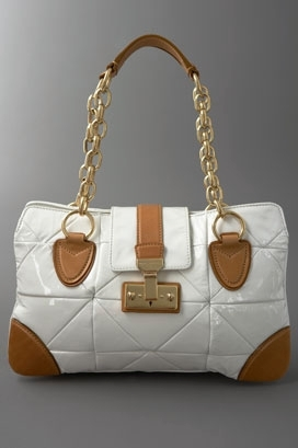 Marc Jacobs Collection Handbags Patchwork Colorblock Amanda Bag