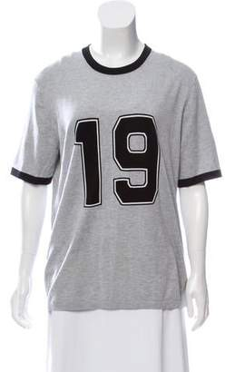 Michael Kors Numbered Jersey T-Shirt