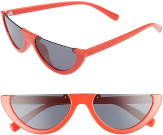 Leith 54mm Flat Top Sunglasses