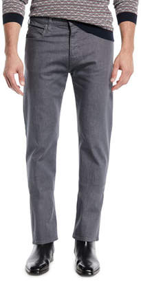 Emporio Armani Men's Stretch-Twill 5-Pocket Pants