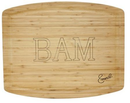 Emerilware Emeril 20-in. Bam Cutting Board