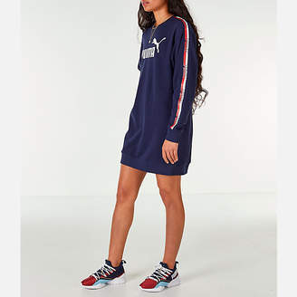 Puma Women's Tape Terry Dress