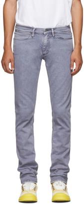 Acne Studios Grey Bla Konst Max Jeans