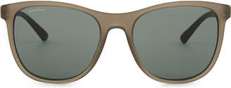 Bvlgari Bv7031 Diagono rectangle-frame sunglasses
