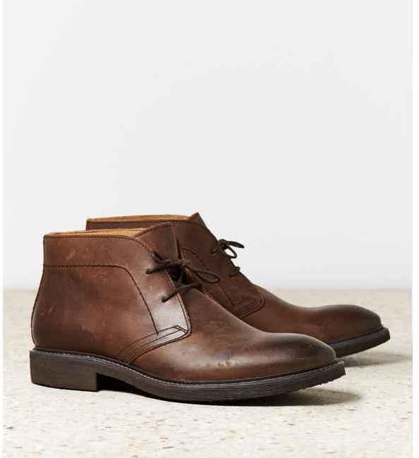 Chukka AEO Leather