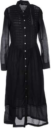 120% Lino 3/4 length dresses