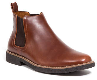 Deer Stags Men's Rockland Memory Foam Dress Casual Comfort Chelsea Boot Men's Shoes
