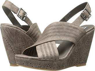 Not Rated Women's Leafy Wedge Pump