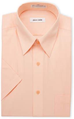 Pierre Cardin Honeydew Short Sleeve Dress Shirt