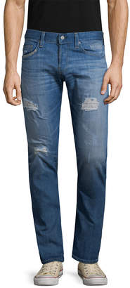 AG Jeans Adriano Goldschmied Tellis Distress Pant